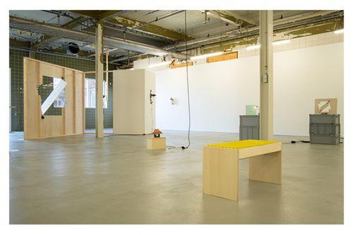 Johannes-Langkamp: overview expo 'Modellenfabriek' - Foto: Koen Kievits